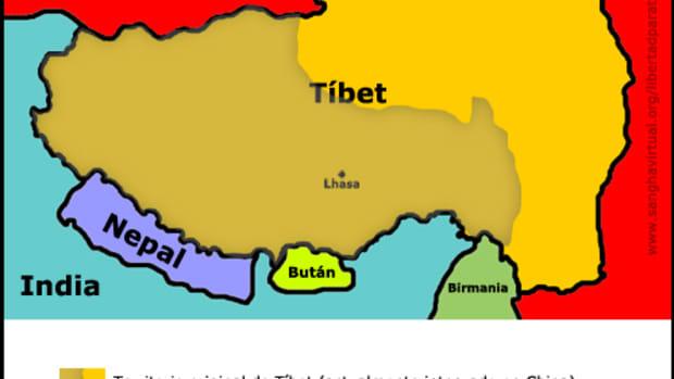 how-the-tibetan-race-originated