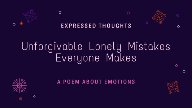 unforgivable-lonely-mistakes-everyone-makes