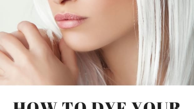 how-to-dye-your-hair-white