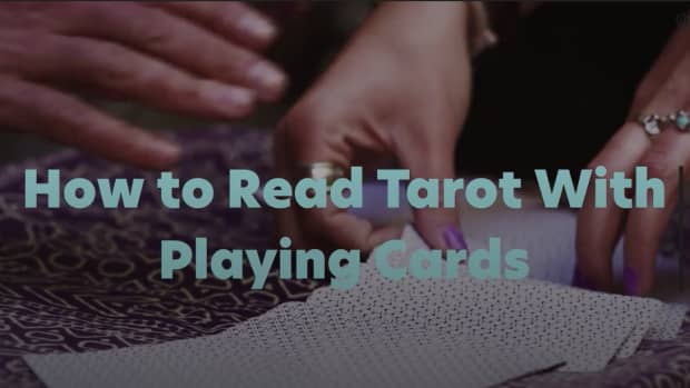 How to Use Playing Cards to Read Tarot