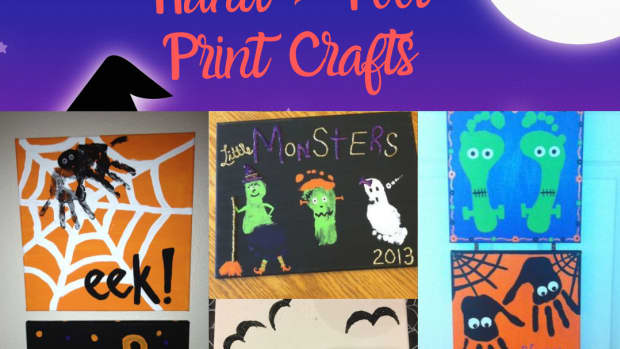 halloween-hand-and-foot-print-crafts