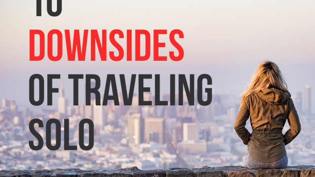 10-disadvantages-of-traveling-alone