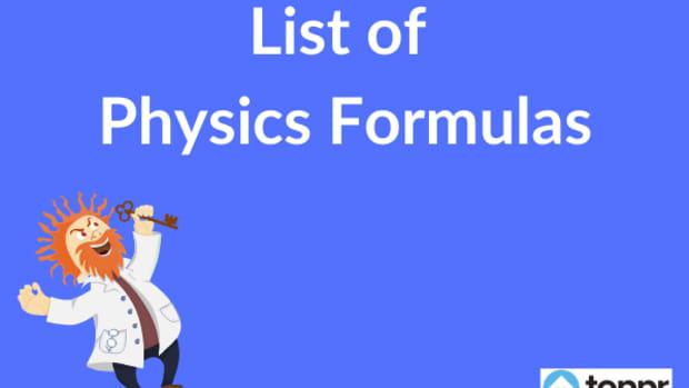 physics-o-levels-formula-sheet