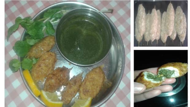 chutney-kheema-seekh-a-delicious-indian-appetizer