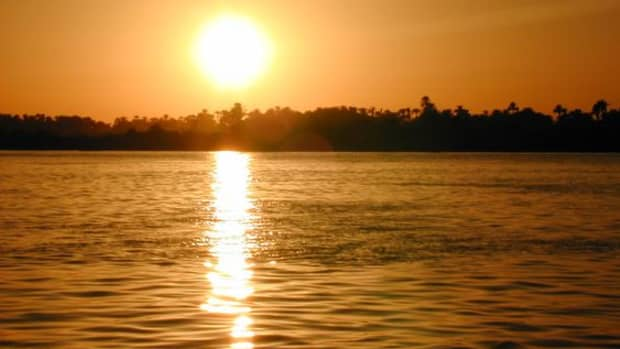 the-nile-river-course-facts-and-risks-that-facing