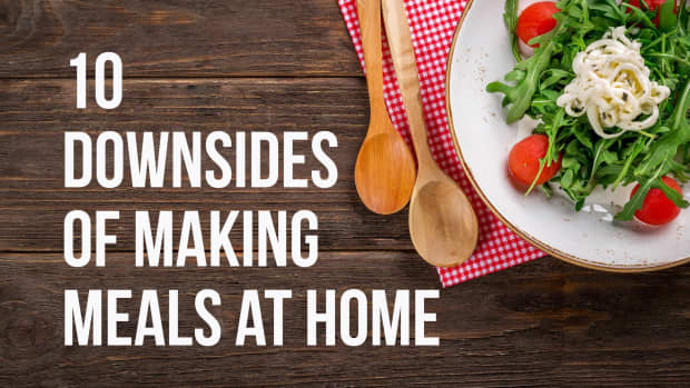disadvantages-of-homemade-meals