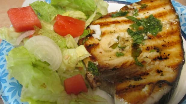 grilled-swordfish-with-lemon-mint-and-basil