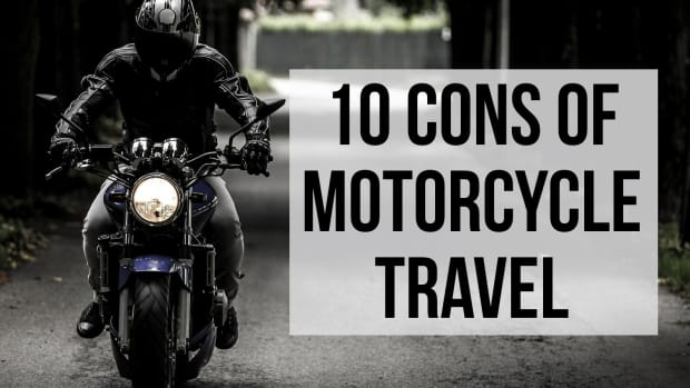 disadvantages-of-traveling-by-motorcycle