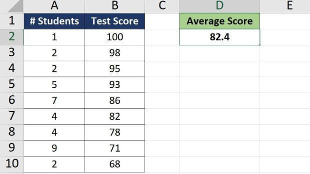 how-to-calculate-weighted-averages-in-excel