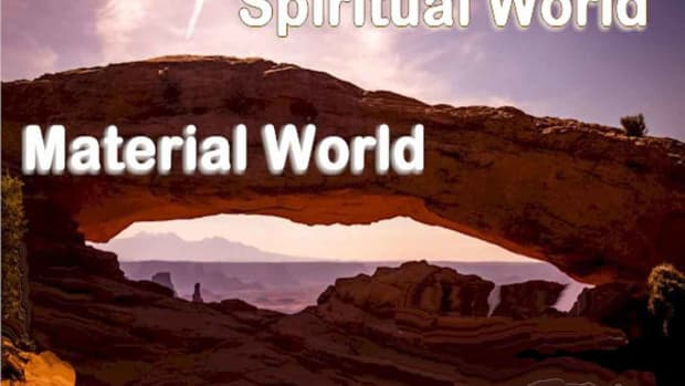 material-world-from-a-spiritual-view
