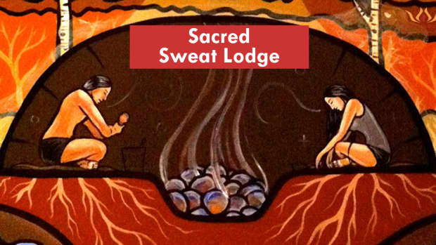 sweat-lodges