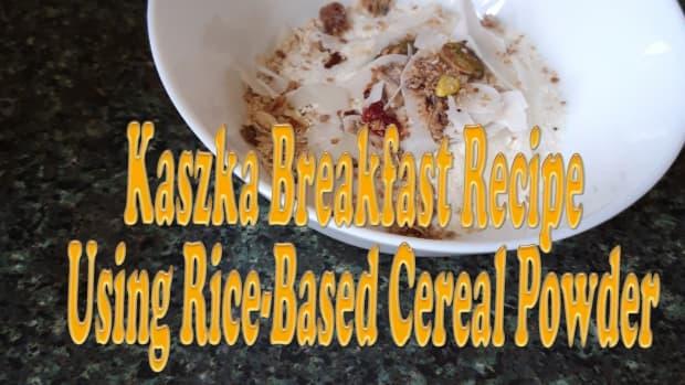 kaszka-breakfast-recipe-using-rice-based-cereal-powder