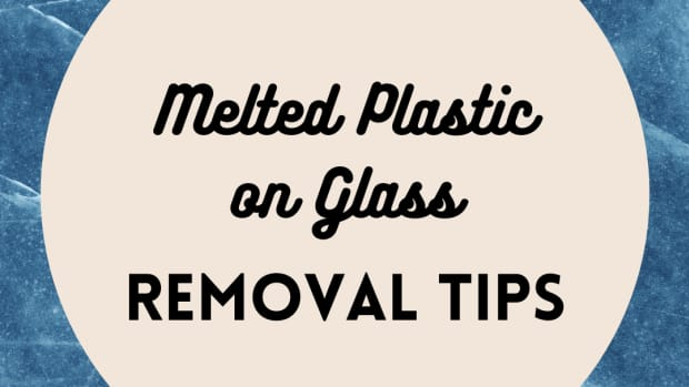 how-to-remove-melted-plastic-or-nylon-from-a-glass-surface