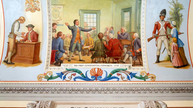 the-meeting-of-the-first-continental-congress-in-1774