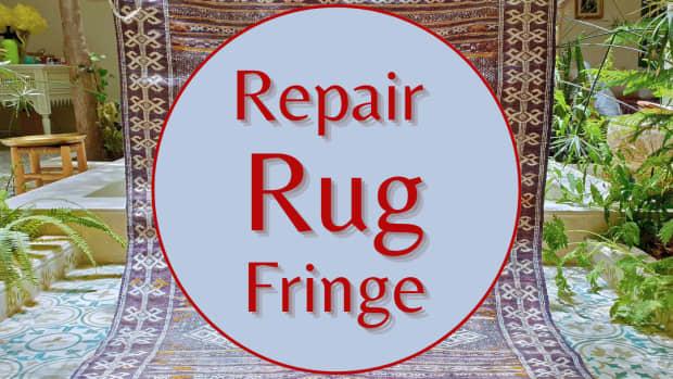 how-to-repair-rug-fringe