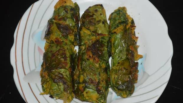 crispy-palak-rolls-spinach-rolls-recipe