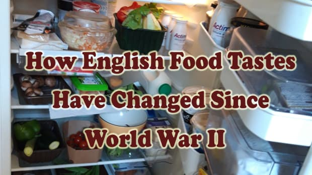 how-food-tastes-have-changed