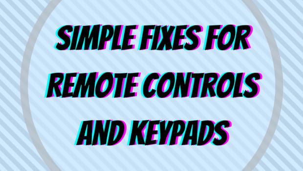 how-to-repair-a-keypad-or-remote-control-with-kitchen-foil