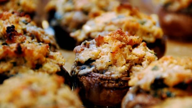 easy-stuffed-mushroom-recipes