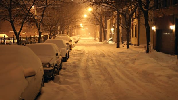 night-snow-a-short-story