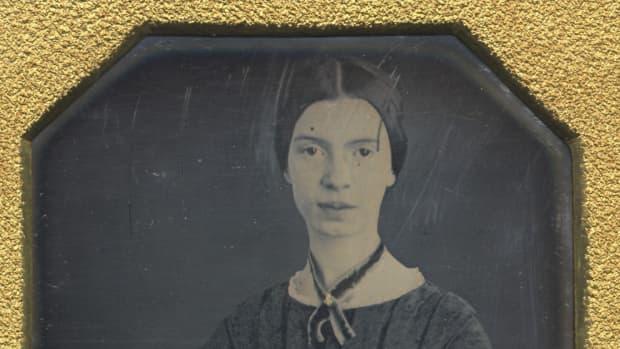 这幅达盖尔式画像可能是现存唯一真实的诗人肖像。