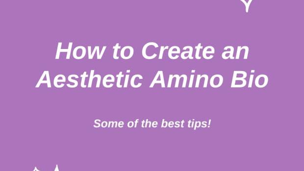 aesthetic-amino-bio
