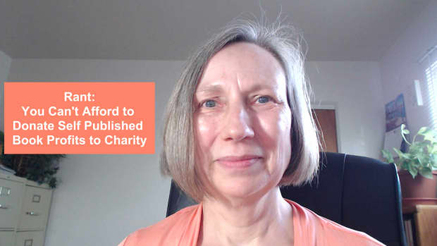 downsides-of-donating-self-published-book-profits-to-charity
