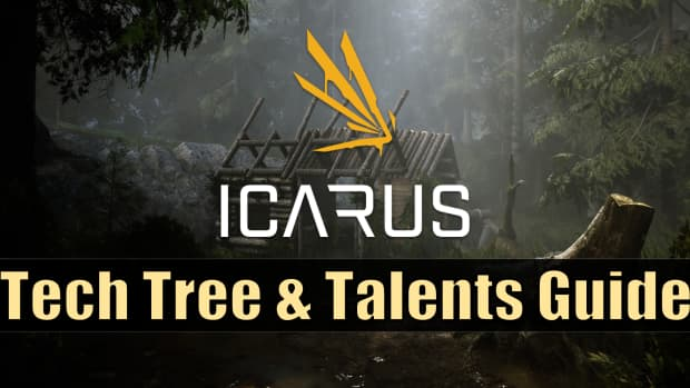 icarus-tech-tree-talents-guide