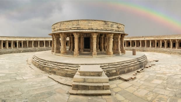 know-the-history-of-chausath-yogini-temple