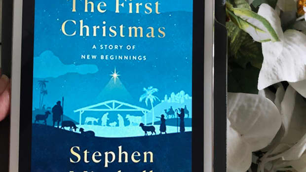 the-first-christmas-by-stephen-mitchell