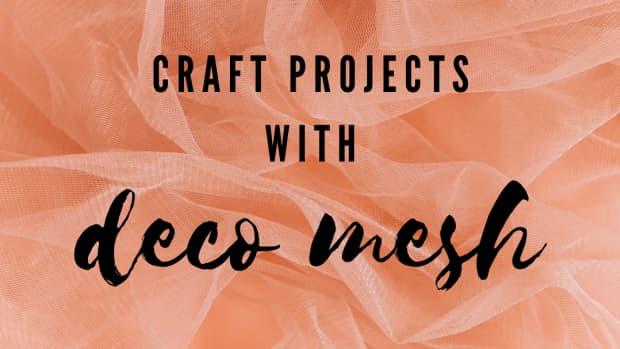 best-deco-mesh-craft-ideas
