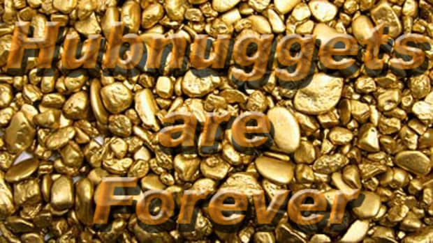 HubNuggets are forever, forever, forever...