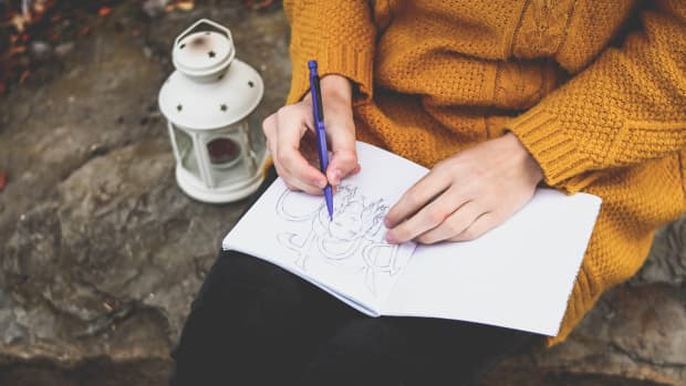 how-a-sketchbook-helps-you-in-dealing-with-stress