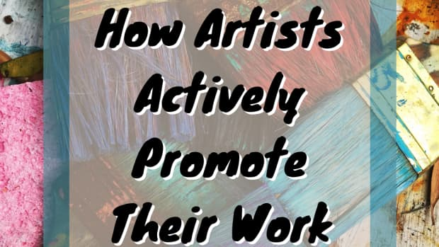 how-artists-promote-their-work