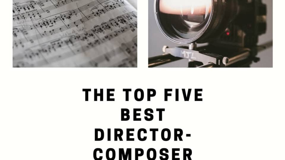 Top 5 Most Iconic Director-Composer Duos