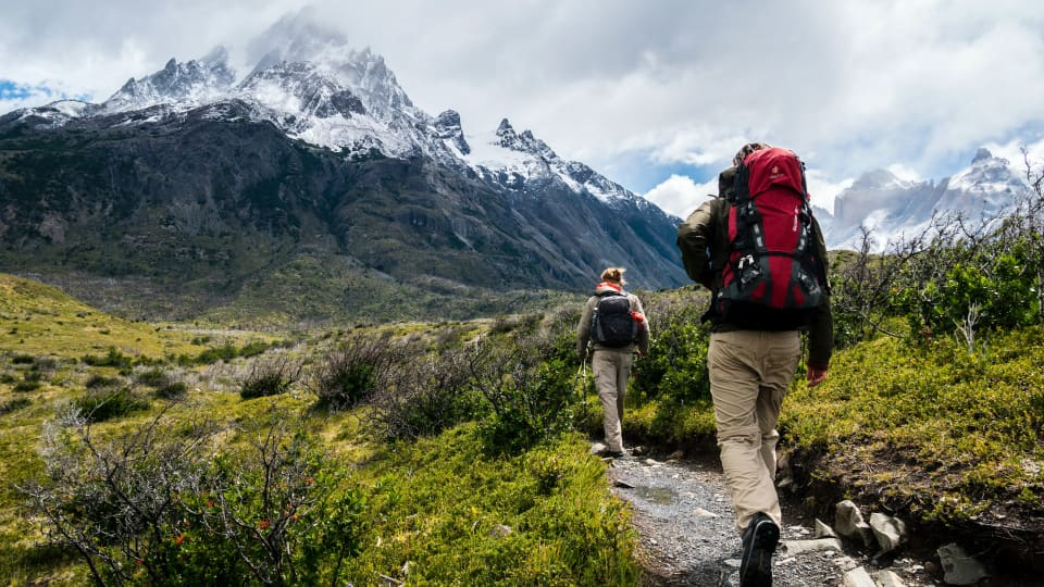 A Hiker's Guide to Basic Navigation