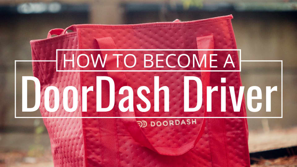 How Do I Begin DoorDash Driving? Everything You Need to Know