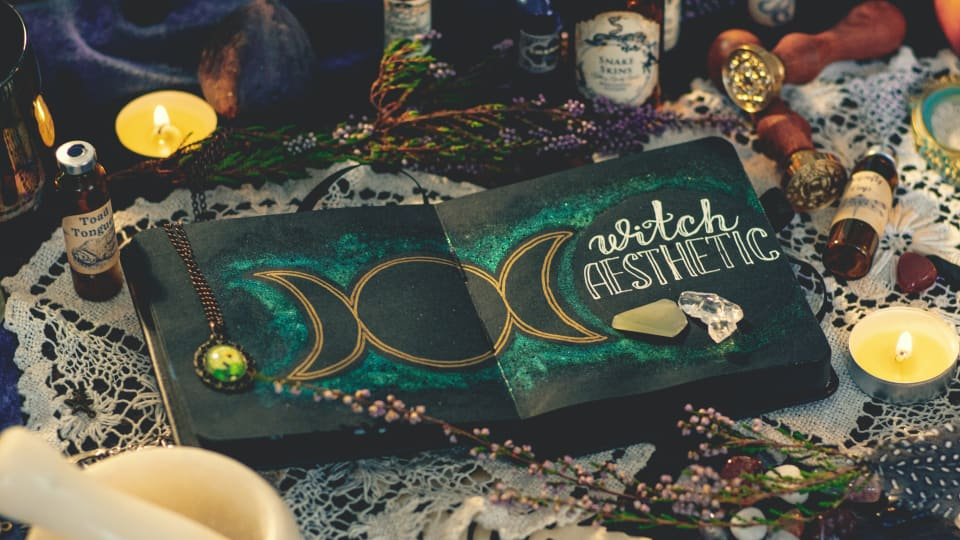 Witchcraft: 50 Daily Rituals to Make Life Magical
