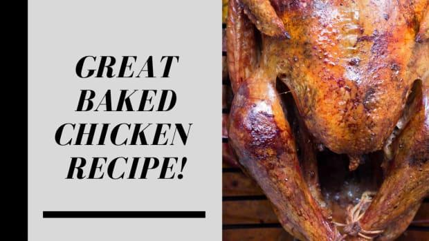 how-to-bake-chicken-recipe