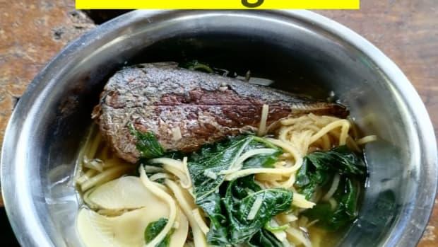 how-to-cook-inabraw-na-saluyot-labong-at-pritong-isda