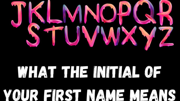 what-the-initial-of-your-name-means