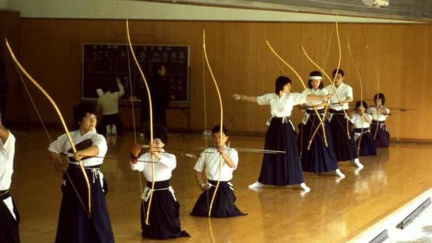 kyudo-japanese-archery-tradition