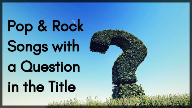 pop-and-rock-songs-with-a-question-in-the-title