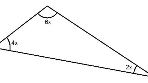 solving-triangles-how-to-work-out-the-angles-in-a-triangle-when-the-angles-given-are-in-algebra