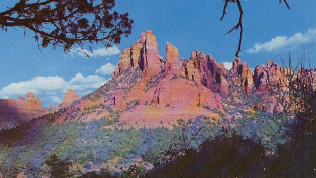 塞多纳亚利桑那红岩