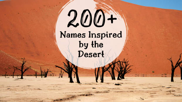 desert-inspired-names