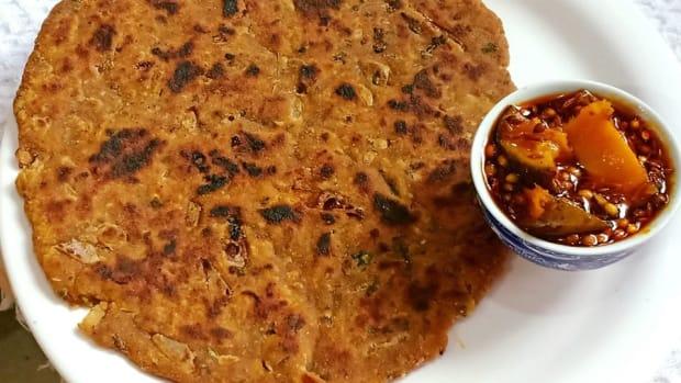 leftover-dal-paratha-recipe
