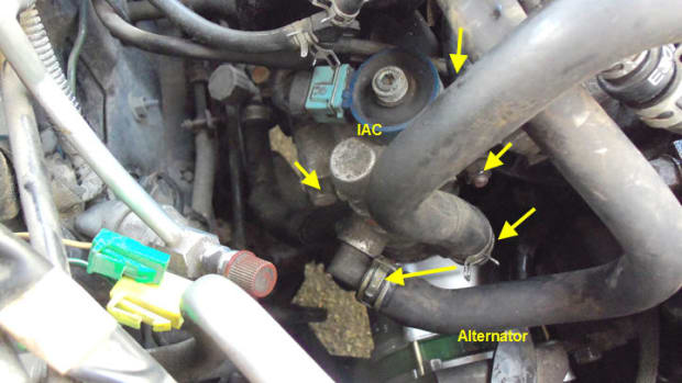 how-to-remove-an-alternator-from-a-91-94-mercury-capri