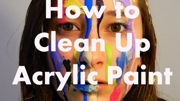 how-to-clean-up-acrylic-paints