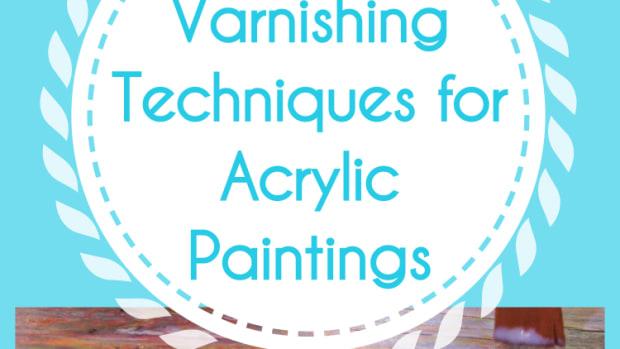 varnishing-acrylic-paintings